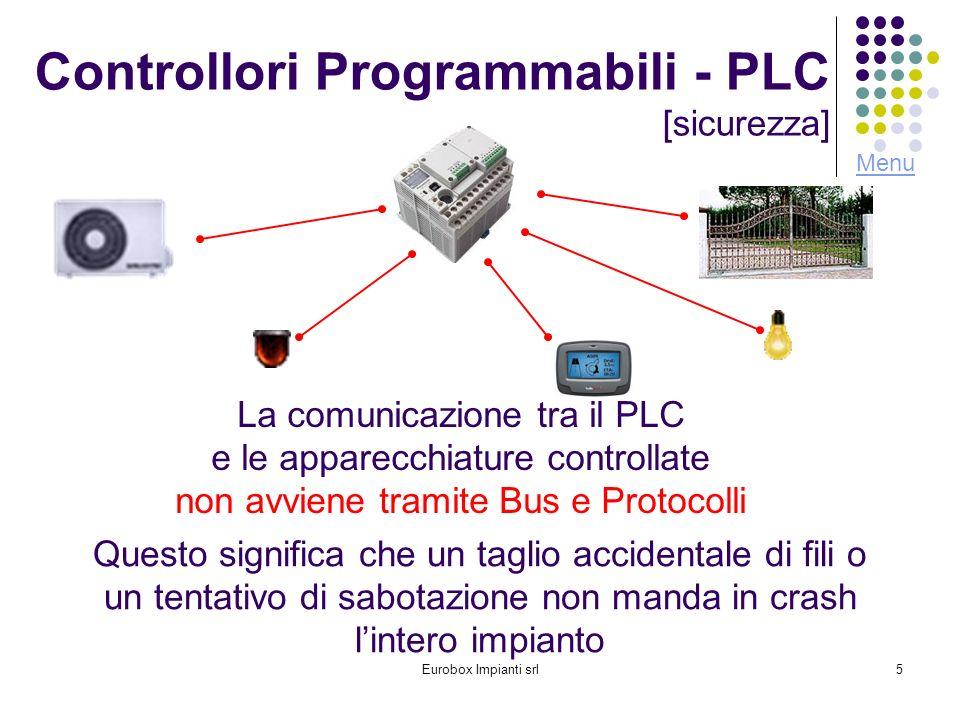 Controllori Programmabili - PLC [sicurezza]